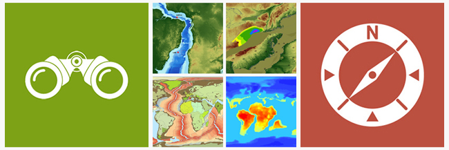 4th Annual PaleoGIS & PaleoClimate User Conference collage graphic