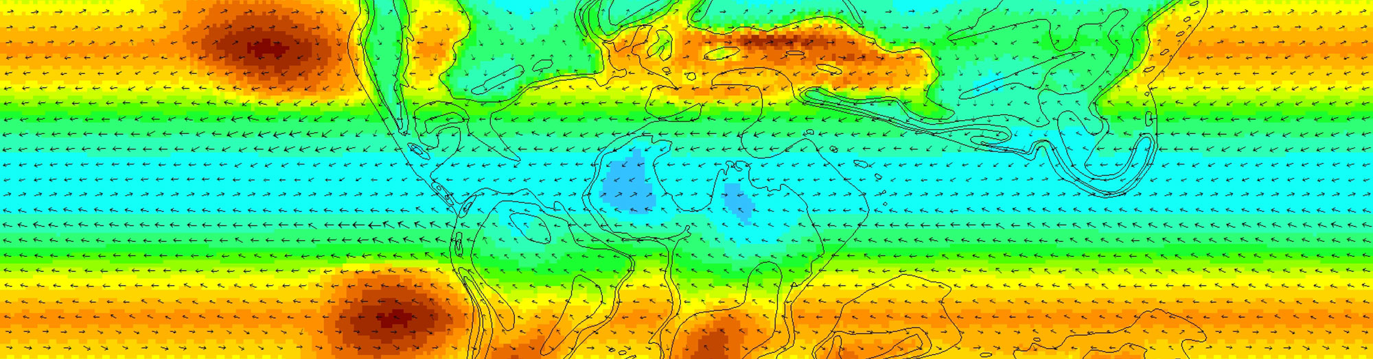 Rapidly visualize the drivers that impact paleoclimate—valuable for basin modeling.